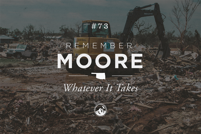 #073 Remember Moore: Whatever It Takes