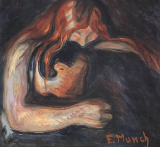edvard munch: paintings 1892 1917 publications
