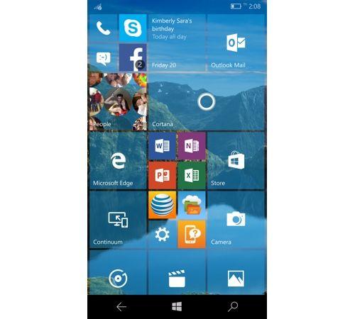 Lumia 950: Windows 10