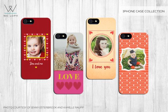 IPhone Case Collection 4 Templates