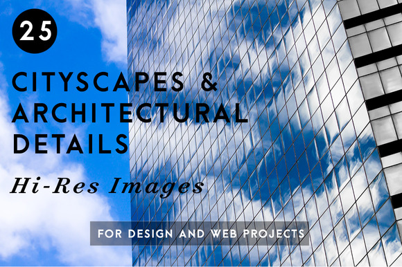Cityscapes Architectural Details