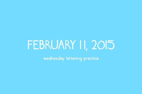 February 11 2015