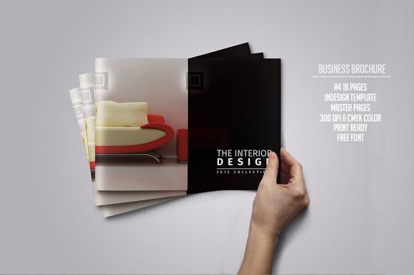 Multipurpose Portfolio Brochure