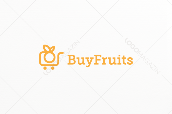 Fruit Delivery Logo