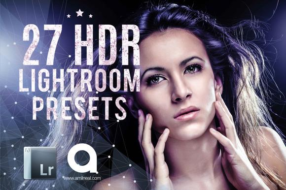 27 HDR Lightroom Presets