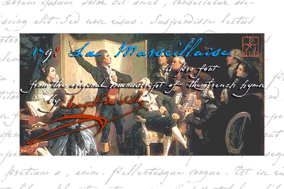 1792 La Marseillaise OTF