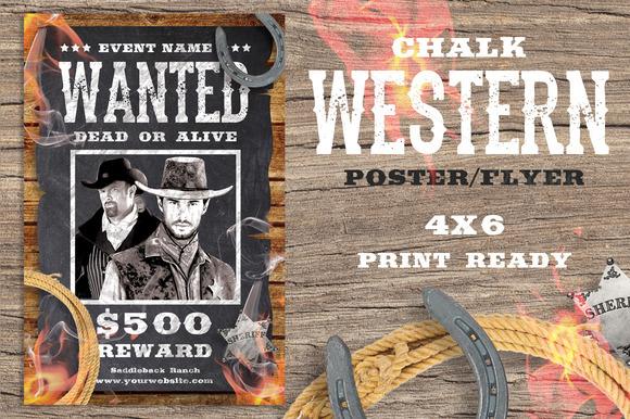 Chalk Western Flyer