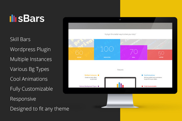 SBars Wordpress Plugin