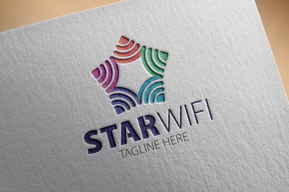 Star Wifi Logo