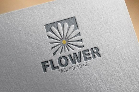 Flower V2 Logo