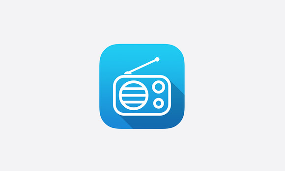 Radio Application Icon