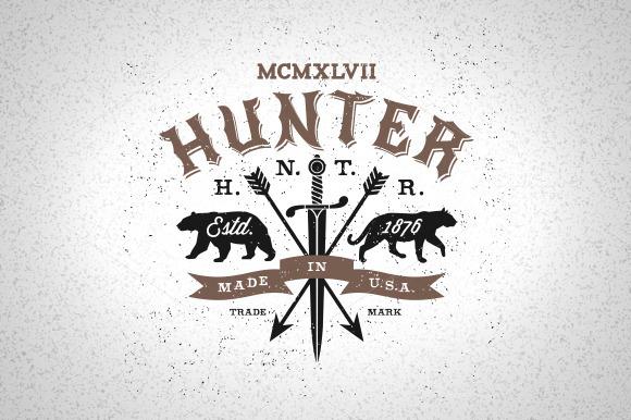 Vintage Label Hunter