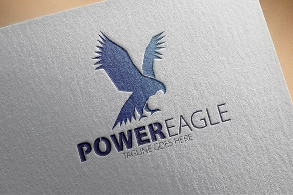 Power Eagle Logo