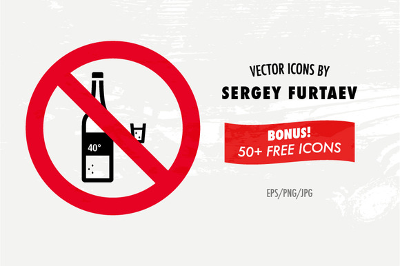 No Vodka Icon