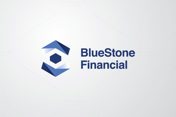 BlueStone Financial Vector Logo