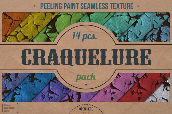Peeling Paint HD Textures Pack