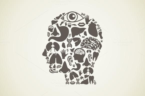 Head Of Part Body