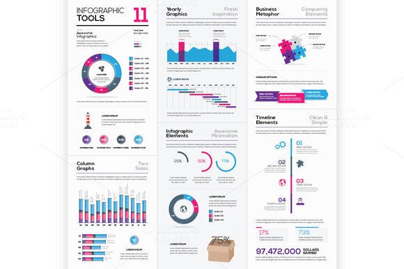 Infographic Tools 11
