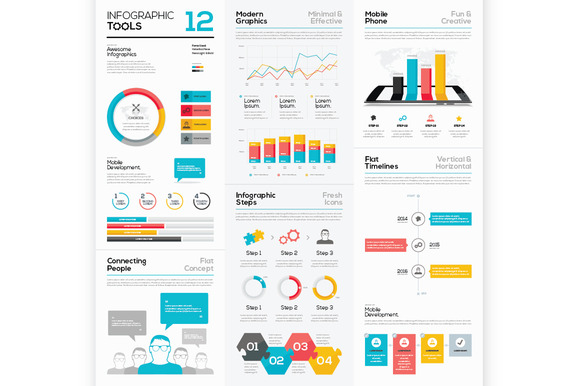 Infographic Tools 12
