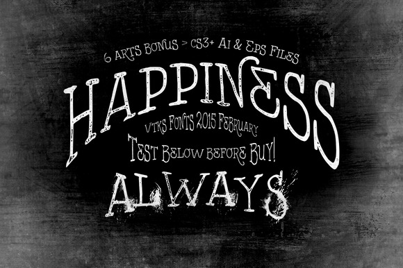 Happiness Always
