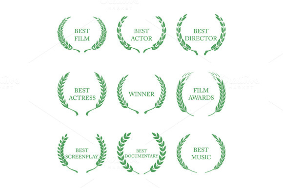 Film Awards Award Wreaths