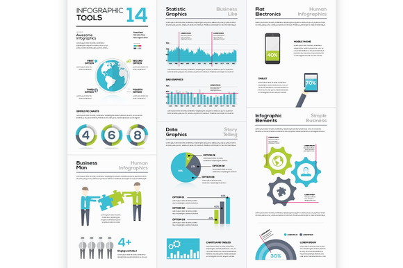 Infographic Tools 14