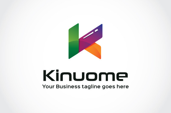 Kinuome Logo Template