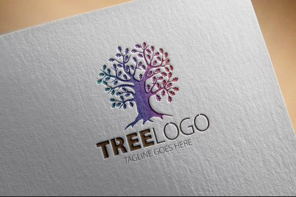 Tree Logo V2 Logo