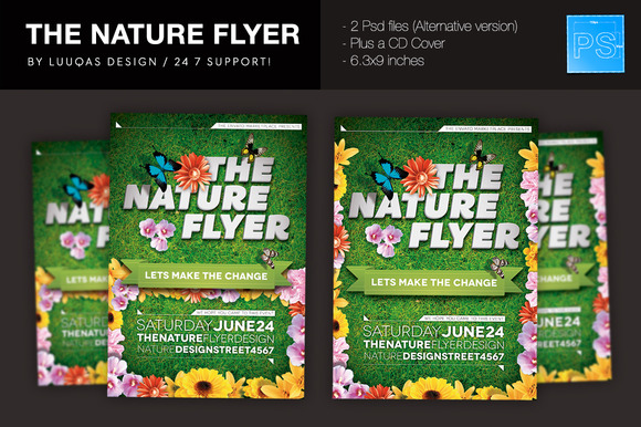 The Nature Flyer