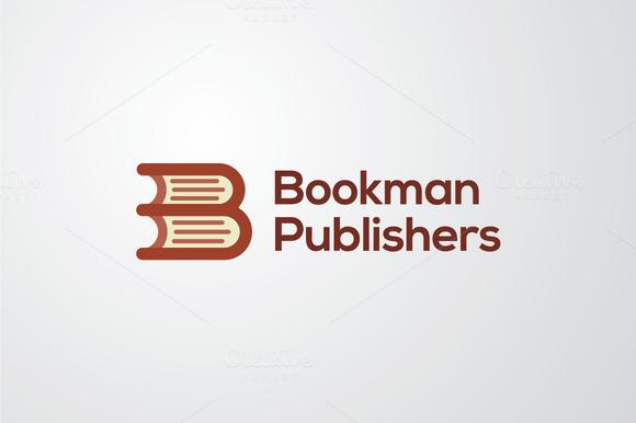 Bookman Publishers Vector Logo