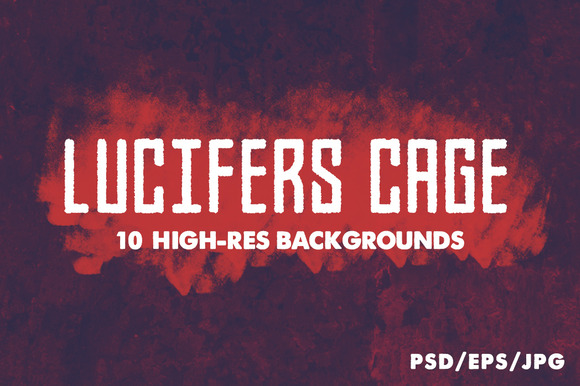 Lucifer S Cage Backgrounds