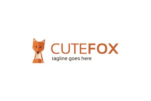 CuteFox Logo Mascot