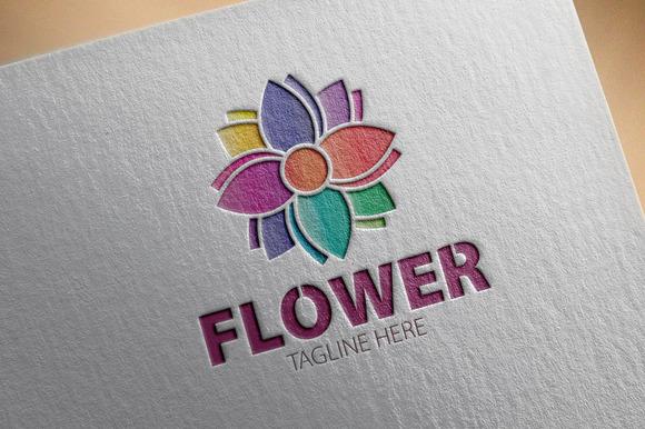 Flower V3 Logo