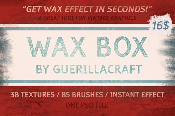 Wax Box Wax Effect In Seconds