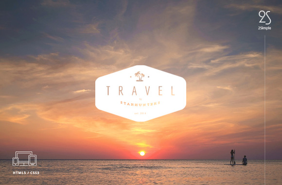 2Simple Travel Coming Soon Template