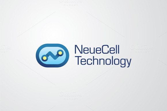 NeueCell Tech Vector Logo