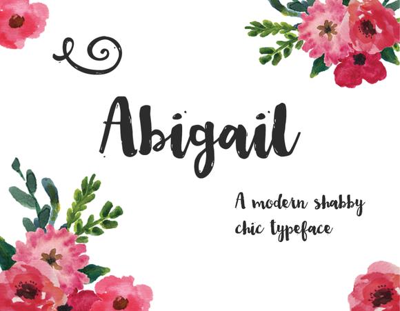 Abigail Brush