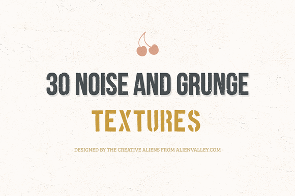 30 Noise Grunge Textures
