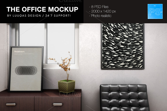 The Office Mockup