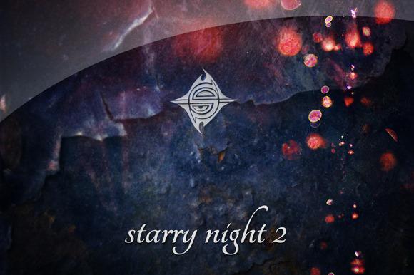 10 Textures Starry Night 2