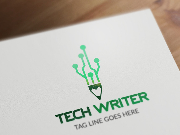 Tech Writer Pen