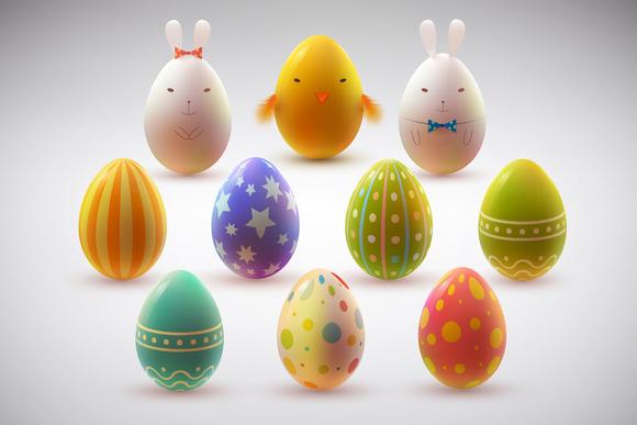 Ester Eggs Holiday Set