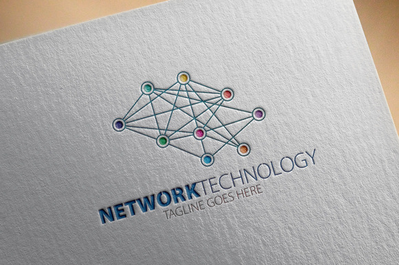 Network Tecnology Logo