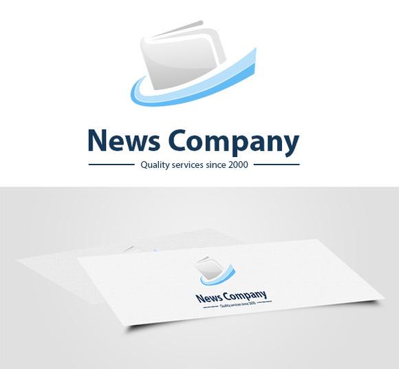 News Company Logo