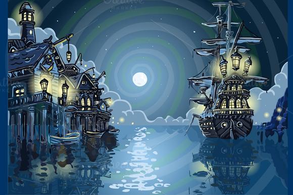Adventure Island Pirates Bay