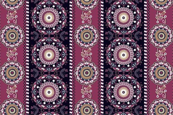 3 Striped Seamless Pattern