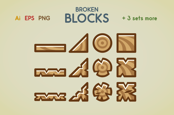 Broken Blocks