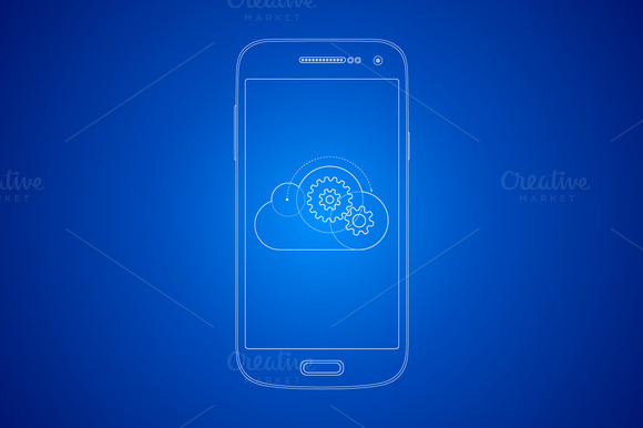 Android With Cloud And Gear