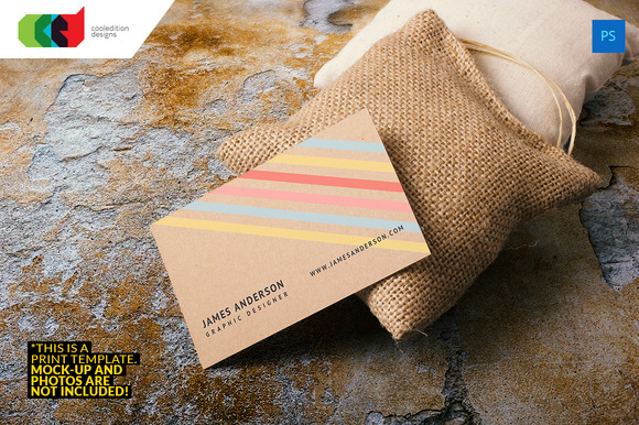 Kraft Business Card 34