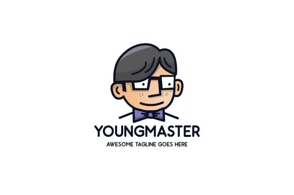 Youngmaster Logo Mascot